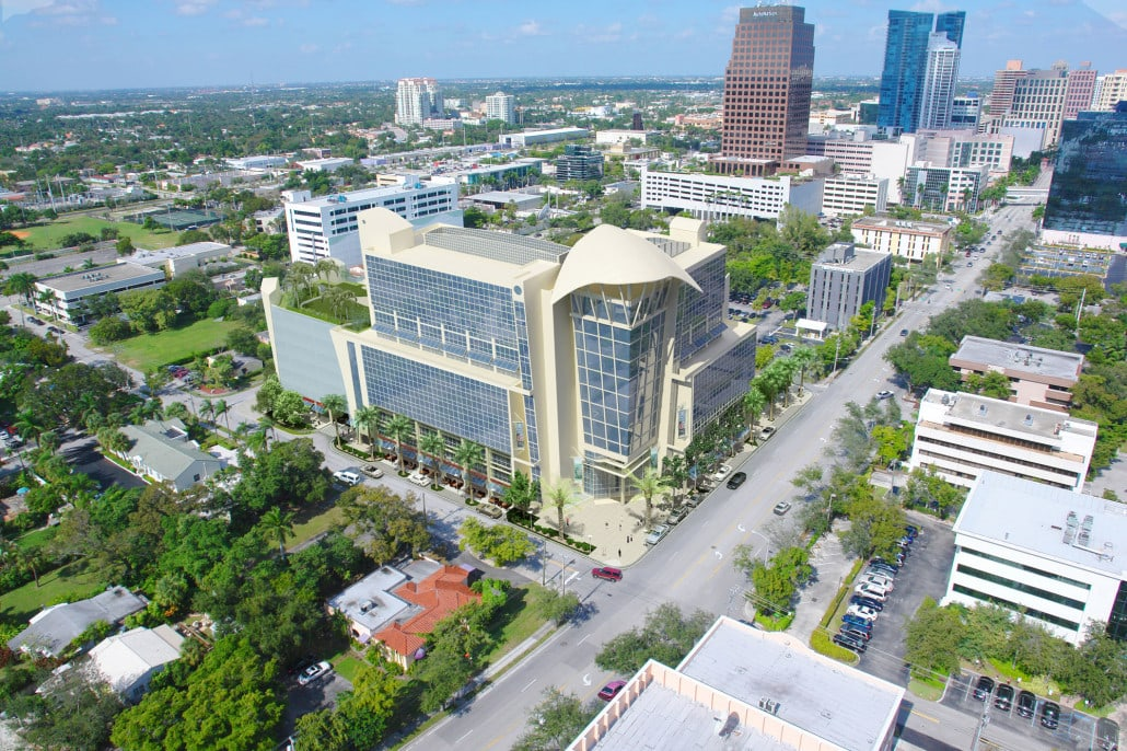 Sea Gate Properties (SGP) Aerial in Fort Lauderdale, Florida