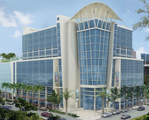 Sea Gate Properties Daytime Rendering in Fort Lauderdale, Florida