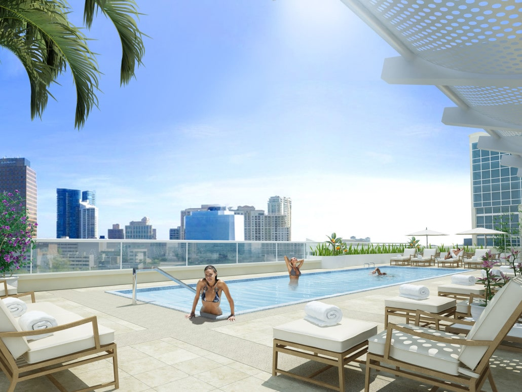 Fort lauderdale florida 3d animations and renderings for Pool design fort lauderdale