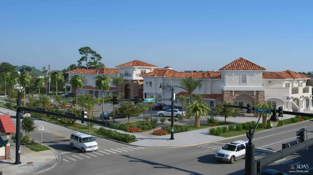 Commercial - SIK Shopping Mall in Venice Florida