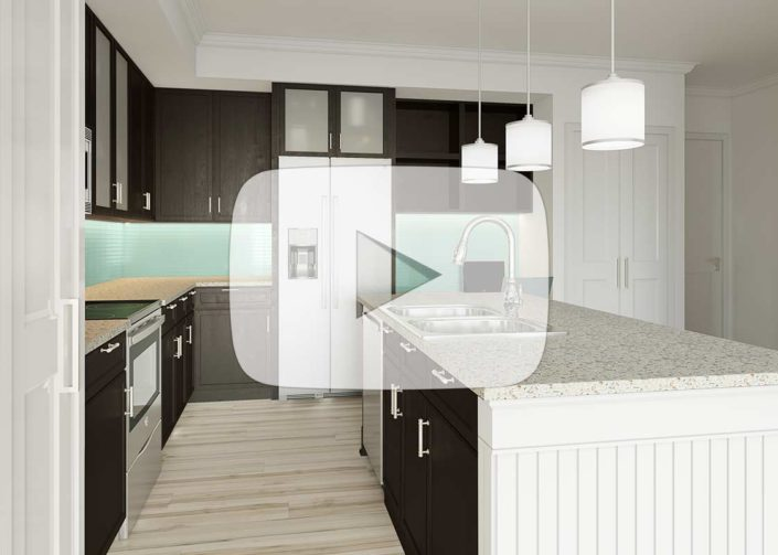 3D Interior Room Selector