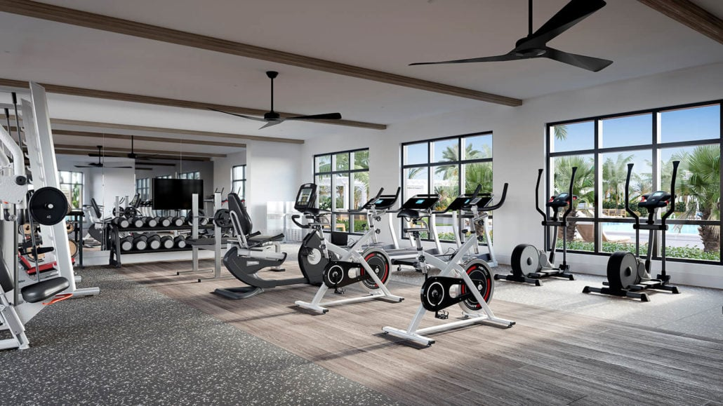 ABR gym is located in Boca Raton, Florida