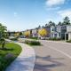 3D rendering of Regal II Residential Neighborhood in East Naples, Florida